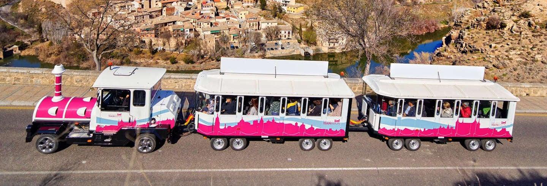 Tren turístico de Toledo