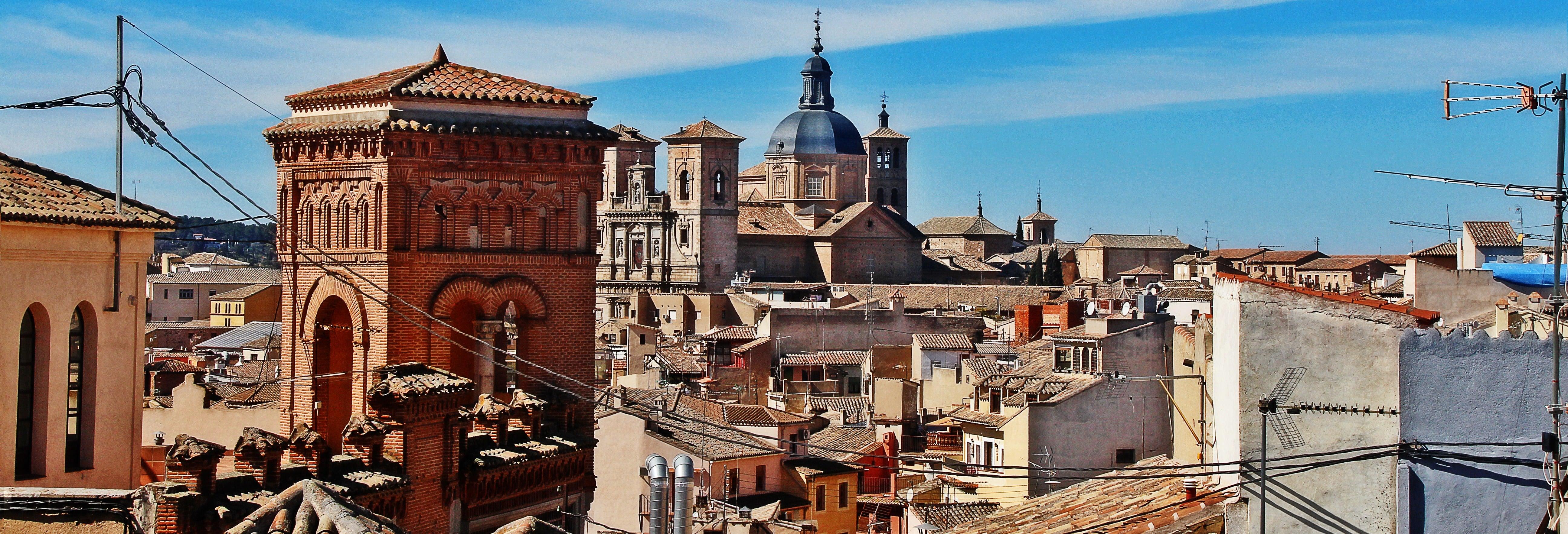 Visita guiada por los grandes monumentos de Toledo