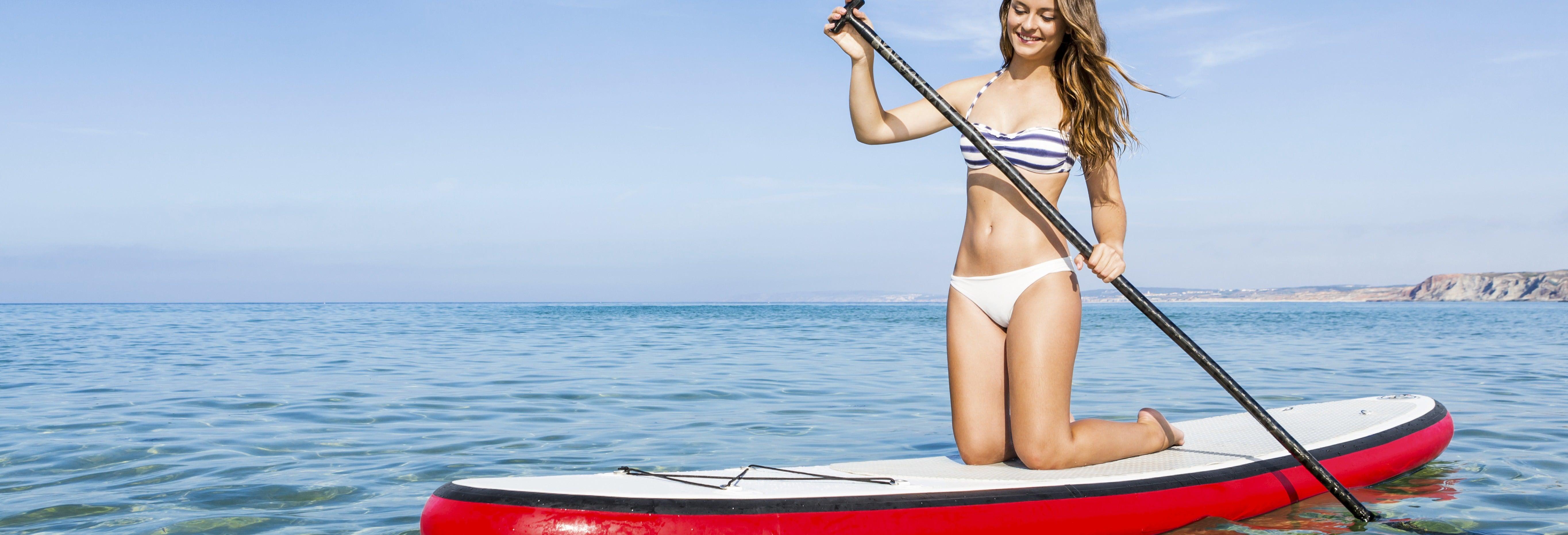 Alquiler de paddle surf en Torremolinos