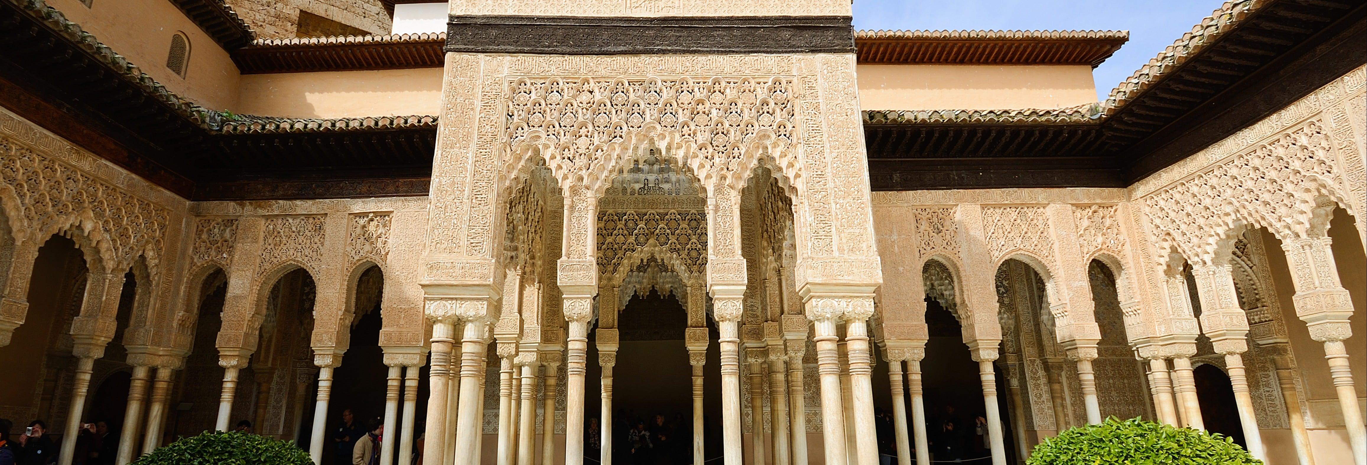 Excursão à Alhambra