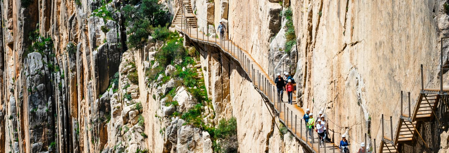 Excursión al Caminito del Rey