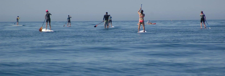 Tour en paddle surf por Torremolinos