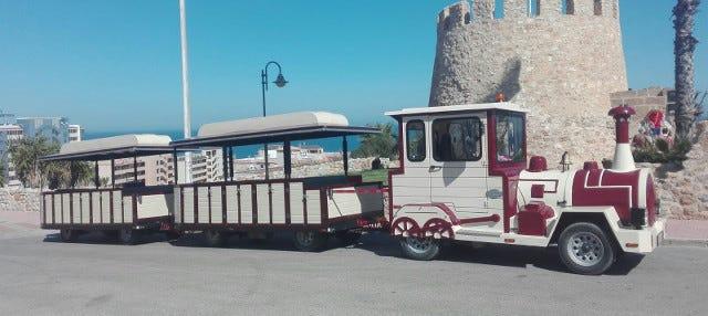 Tren turístico de Torrevieja