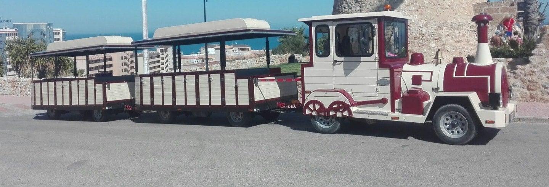 Trenino turistico di Torrevieja