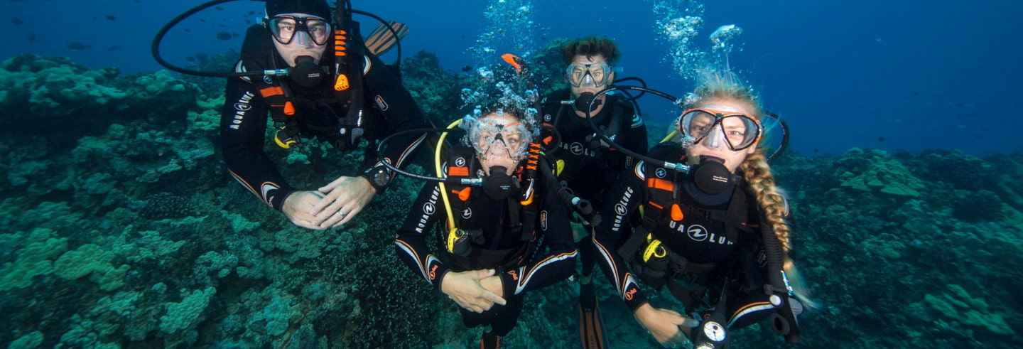 Beginner's Scuba Dive in Tossa de Mar