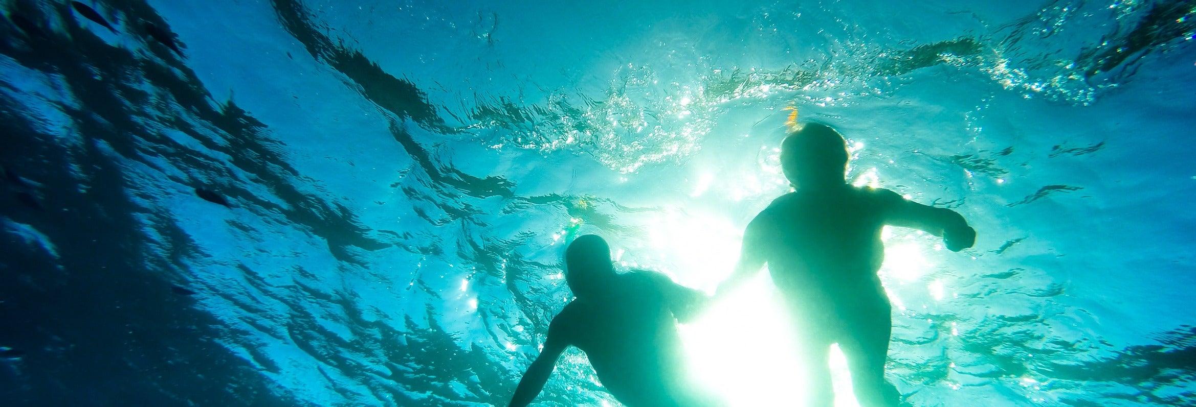 Snorkel na praia da Mar Menuda