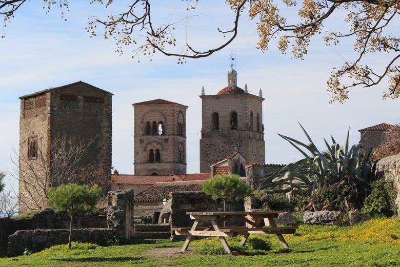 Tour por el trujillo medieval reserva online en - Inmobiliarias en villagarcia de arosa ...