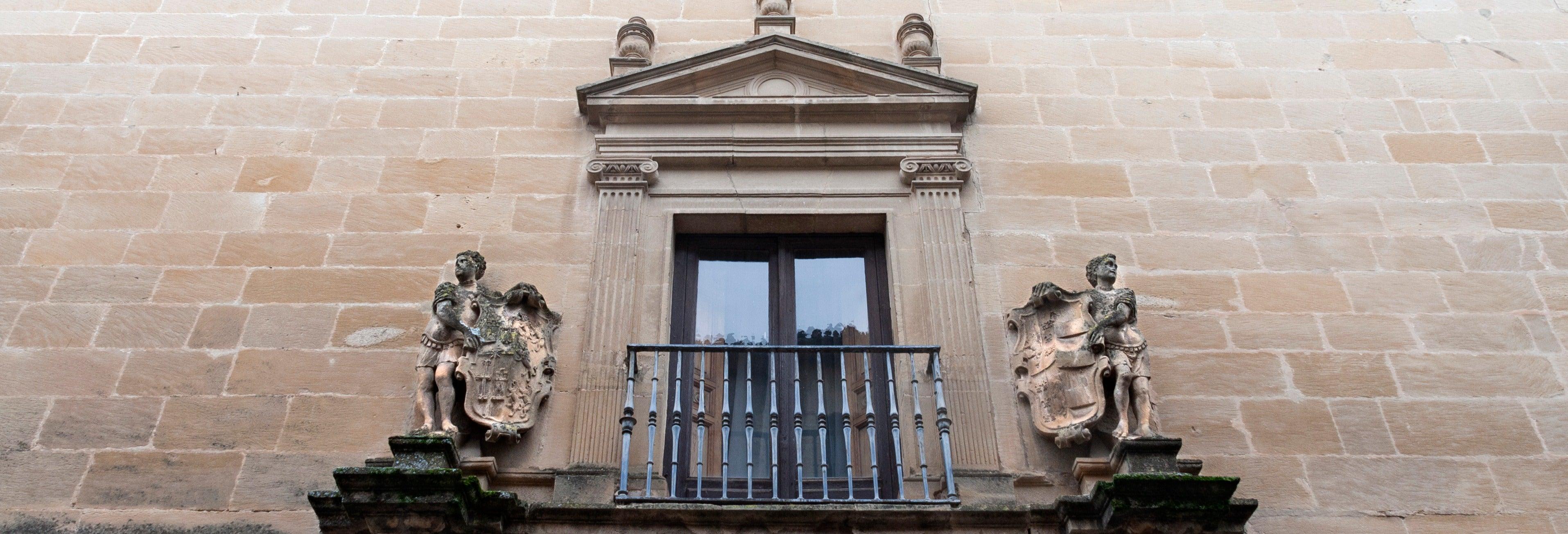 Visita guiada por el Palacio Vela de los Cobos