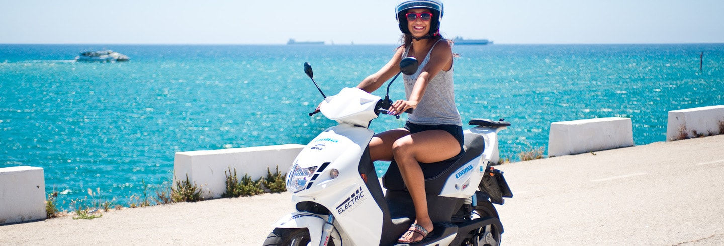 Motorcycle Rental in Valencia