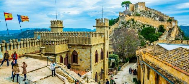 Excursión a Játiva y Lagos de Quesa