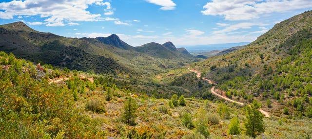 Excursión en 4x4 por la Sierra Calderona