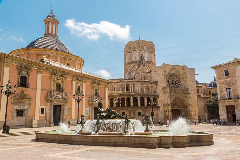 Free tour dans Valence. C'est gratuit !