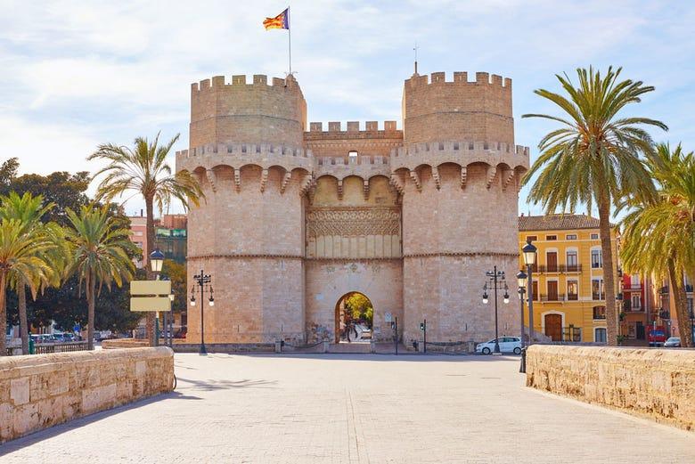 Visite guidée et gastronomique de Valence