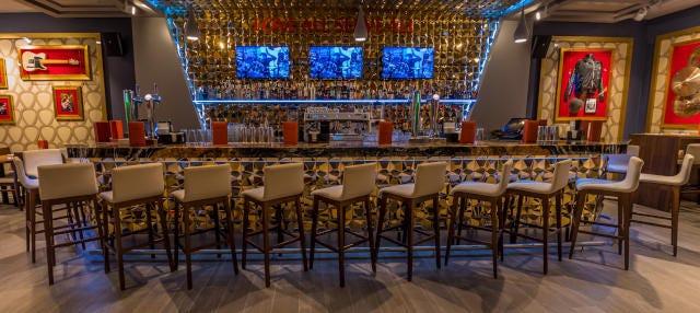 Almoço ou jantar no Hard Rock Cafe Valencia