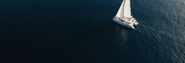 Balade en catamaran à Valence