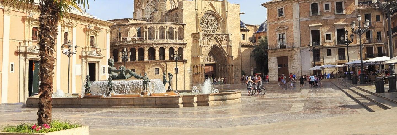 Tour en bicicleta por Valencia