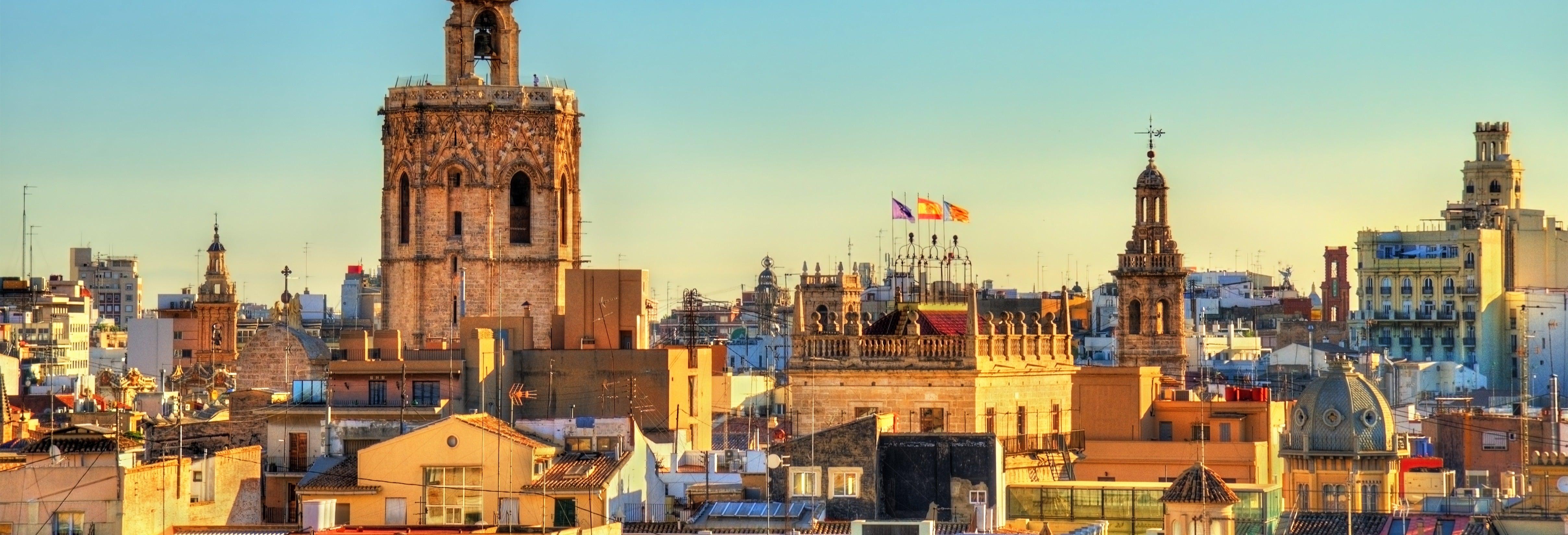 Tour en todoterreno descapotable por Valencia