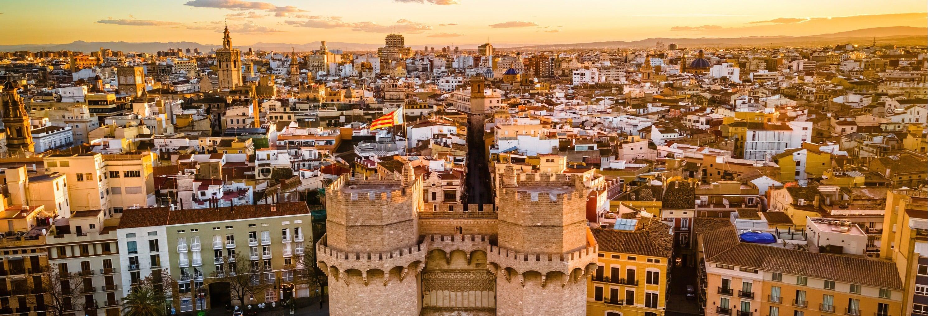Tour del centro storico di Valencia