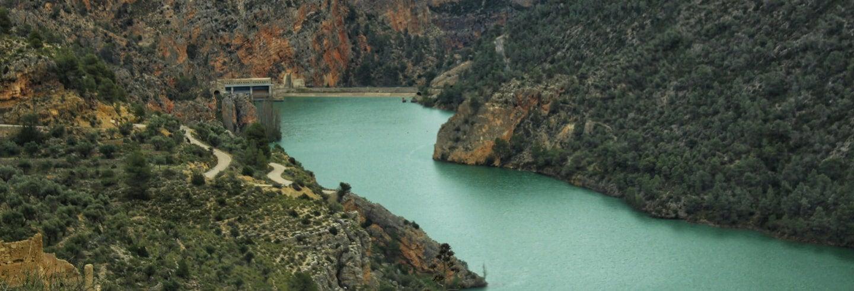 Trekking acuático por las hoces del Cabriel