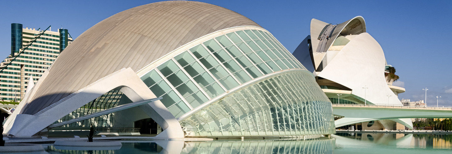 City of Arts and Sciences Ticket and Guided Tour