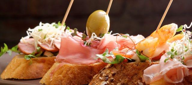 Oferta: Visita guiada + Tour gastronómico