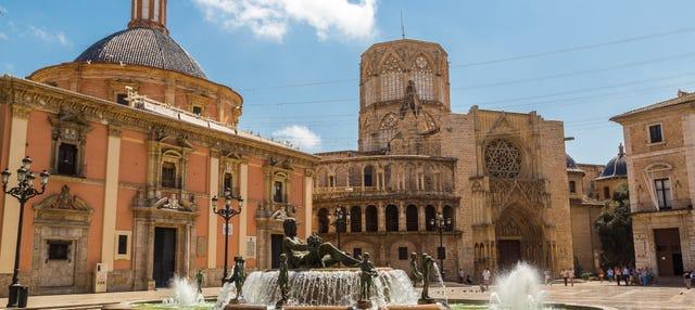 Visita guiada por Valencia y la Lonja de la Seda