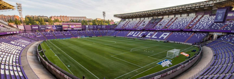 Entradas de fútbol para el Real Valladolid + Alojamiento