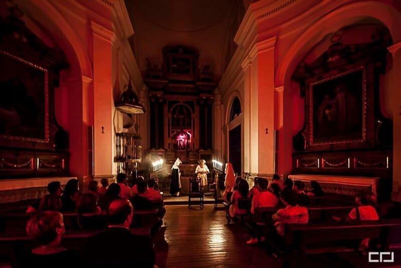 Visita teatralizada del monasterio de santa ana de valladolid - Santa ana valladolid ...