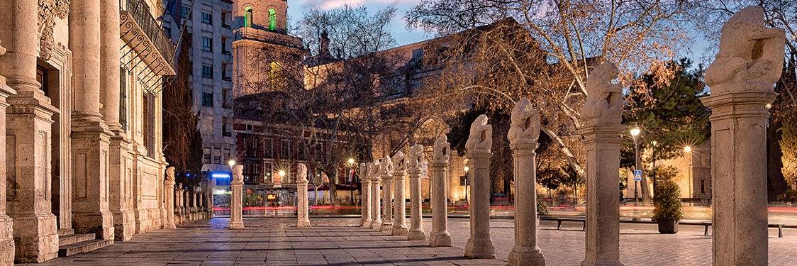Fechas clave en Valladolid