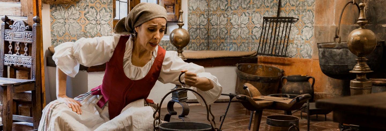 Tour gastronómico teatralizado por Valladolid