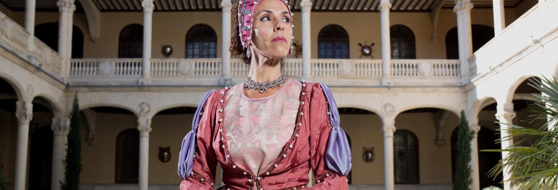 Tour teatralizado Reinas de Valladolid