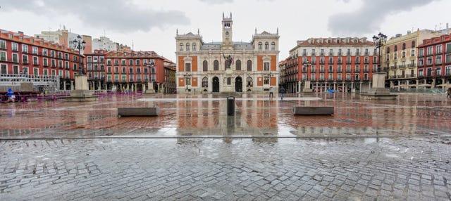 Visita guiada por Valladolid