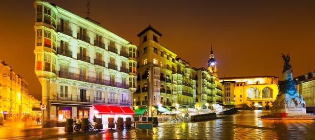 Free tour de los misterios y leyendas de Vitoria ¡Gratis!