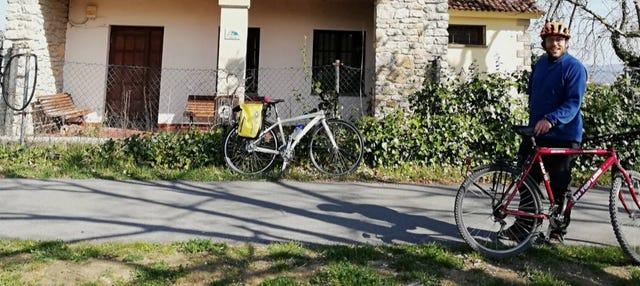 Tour en bicicleta por el Vasco-Navarro