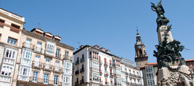 Tour literario por Vitoria