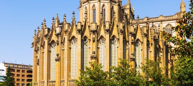 Visita guiada por la catedral de Vitoria