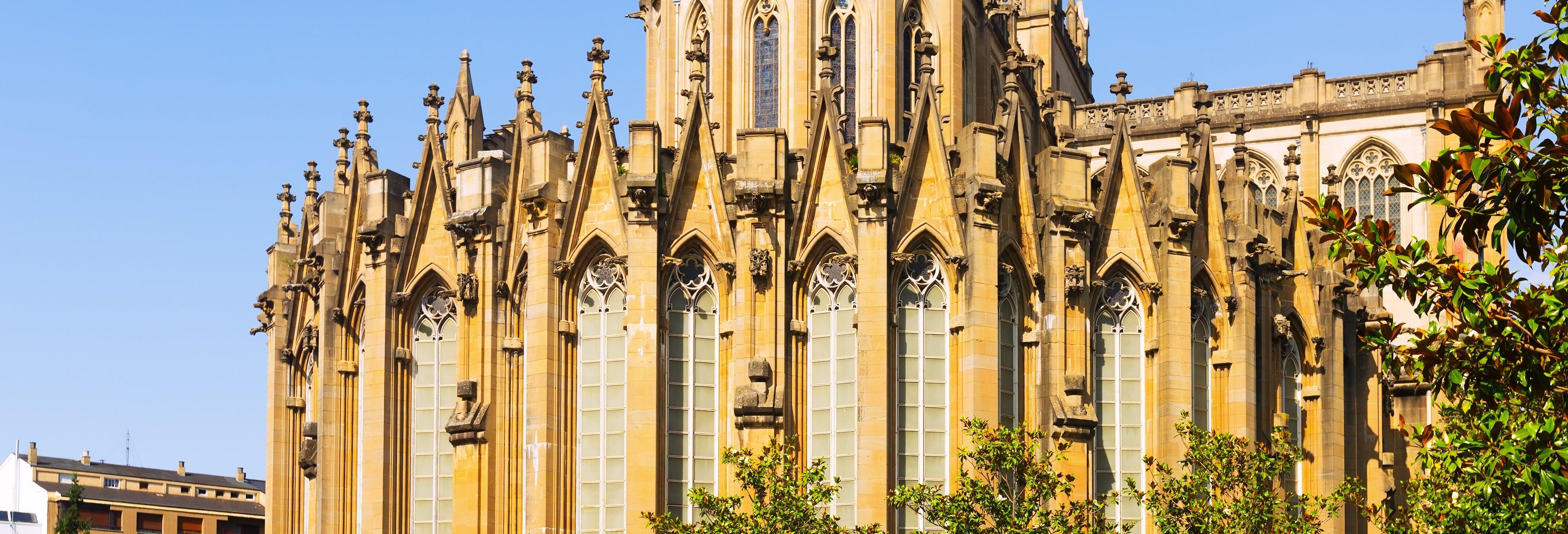 Visita guiada por la Catedral Nueva de Vitoria