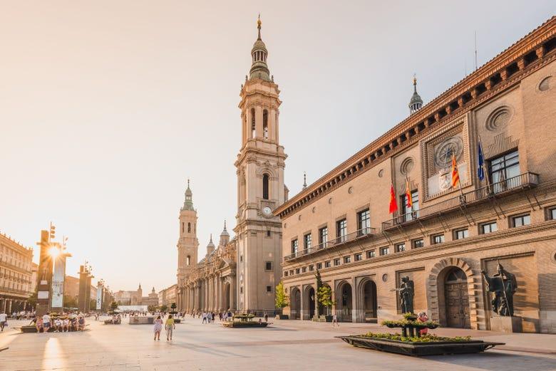 Free tour dans Saragosse