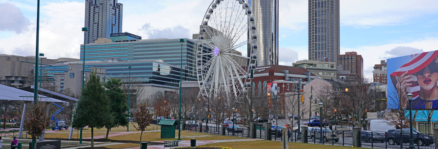 Tour panoramico di Atlanta