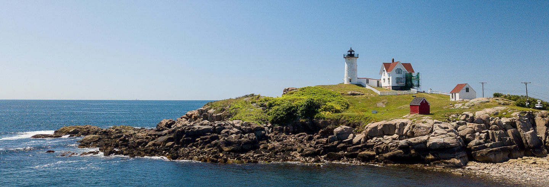 Excursão pela costa da Nova Inglaterra