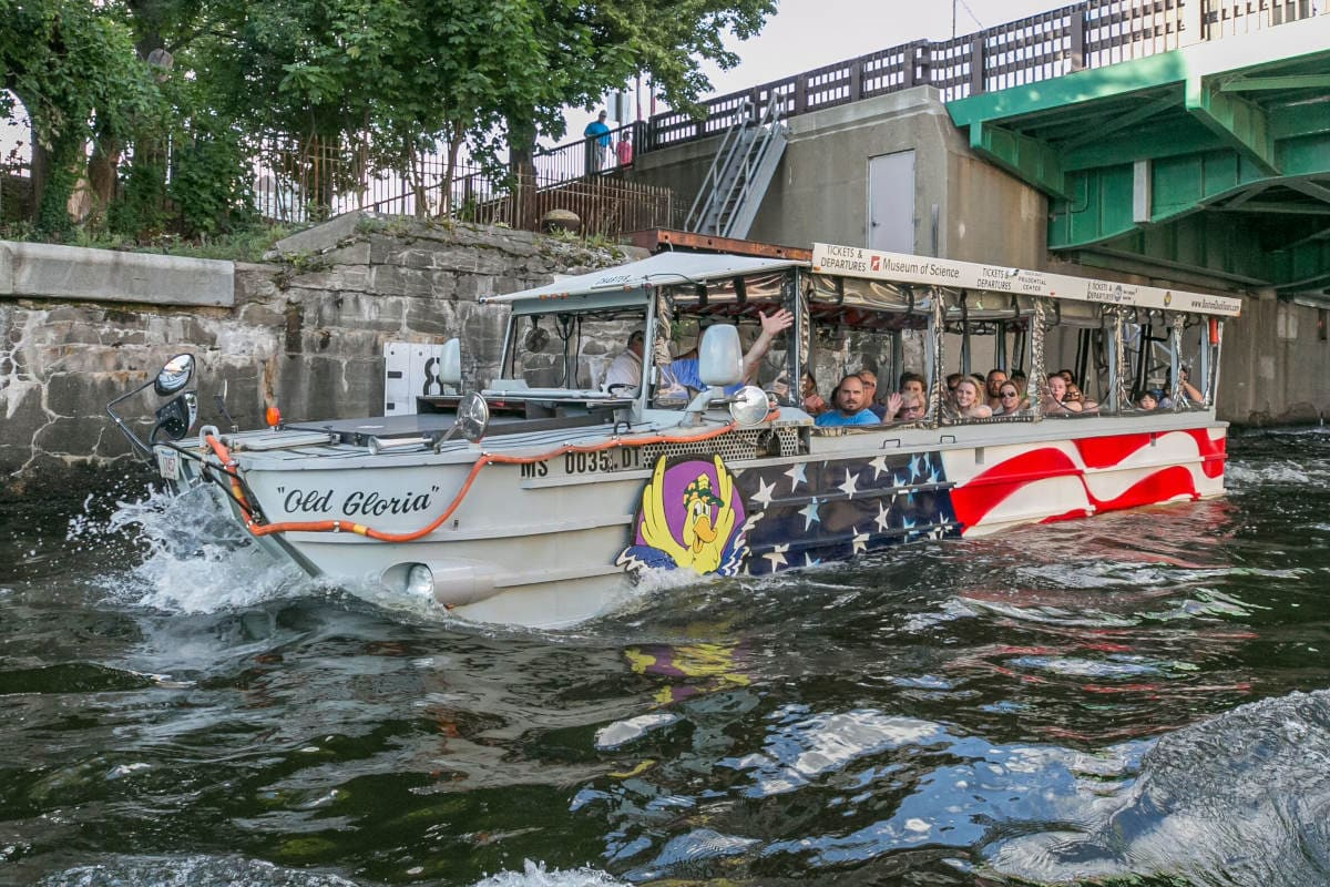 Duck Boat Tour Boston - Book Online at Civitatis.com