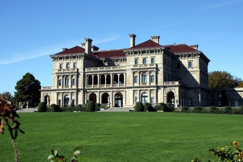 ,Excursión a Mansiones de Newport