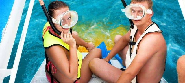 Snorkel en Cayo Hueso