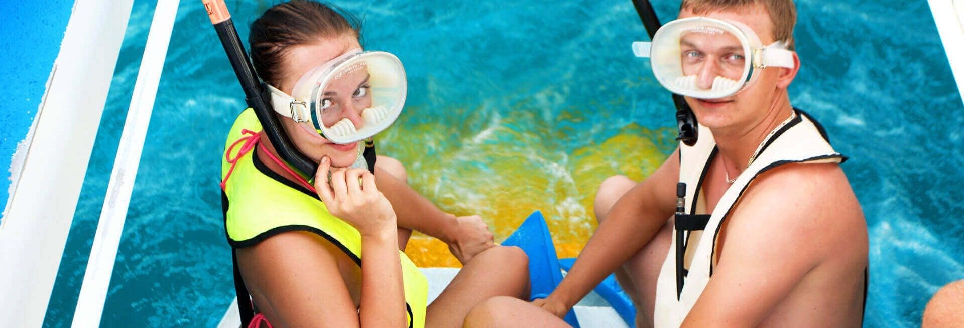 Snorkel em Key West