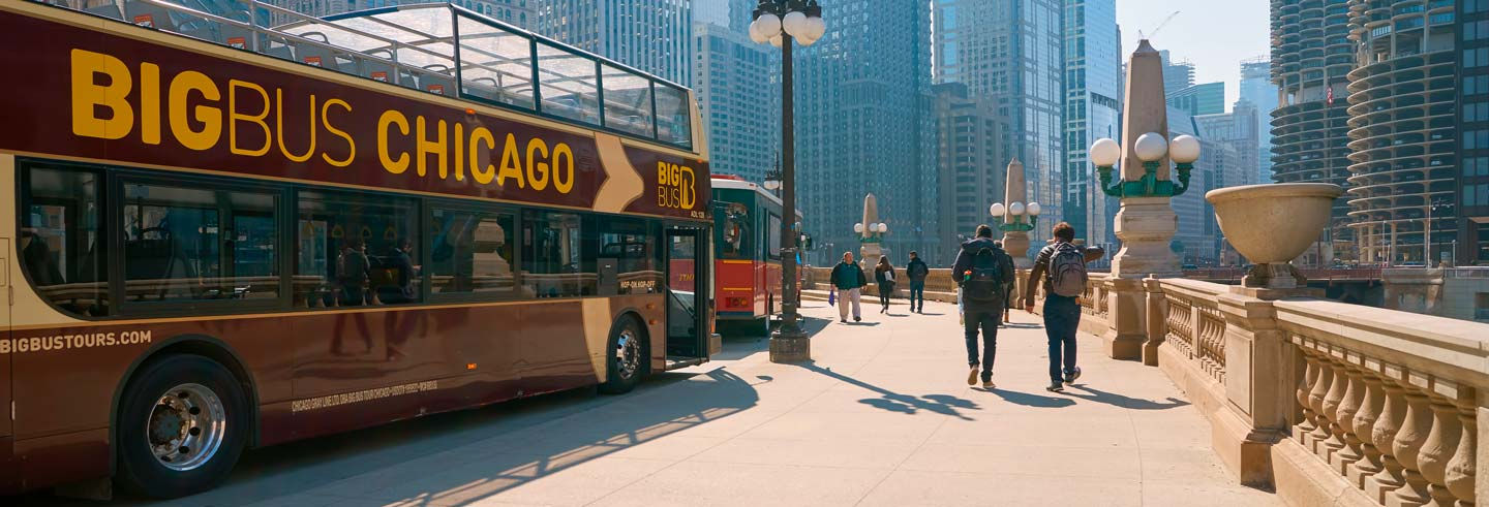 Chicago Tourist Bus