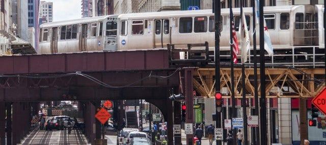 Tour por Chicago en tren elevado