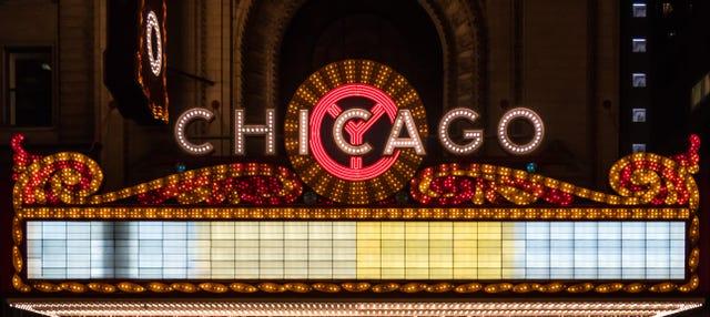 Visita guiada por el Chicago Theatre