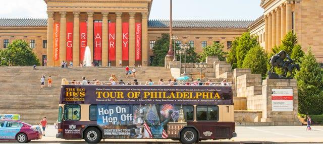 Autobús turístico de Filadelfia
