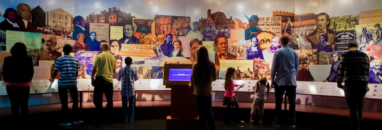 African American Museum Ticket