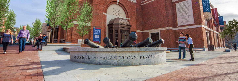Biglietti per il Museo della Rivoluzione Americana